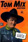 Tom Mix Western #29 Comic Books - Covers, Scans, Photos  in Tom Mix Western Comic Books - Covers, Scans, Gallery