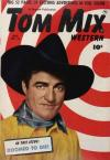 Tom Mix Western #31 comic books - cover scans photos Tom Mix Western #31 comic books - covers, picture gallery