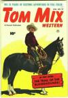 Tom Mix Western #37 Comic Books - Covers, Scans, Photos  in Tom Mix Western Comic Books - Covers, Scans, Gallery