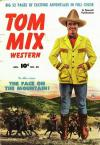 Tom Mix Western #40 comic books - cover scans photos Tom Mix Western #40 comic books - covers, picture gallery