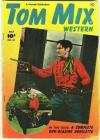 Tom Mix Western #41 Comic Books - Covers, Scans, Photos  in Tom Mix Western Comic Books - Covers, Scans, Gallery