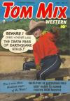 Tom Mix Western #52 comic books - cover scans photos Tom Mix Western #52 comic books - covers, picture gallery