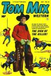 Tom Mix Western #55 comic books - cover scans photos Tom Mix Western #55 comic books - covers, picture gallery