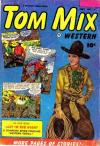 Tom Mix Western #61 comic books for sale