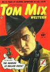 Tom Mix Western #35 Comic Books - Covers, Scans, Photos  in Tom Mix Western Comic Books - Covers, Scans, Gallery
