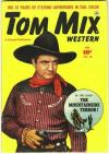 Tom Mix Western #36 Comic Books - Covers, Scans, Photos  in Tom Mix Western Comic Books - Covers, Scans, Gallery