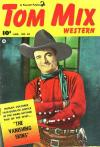 Tom Mix Western #44 Comic Books - Covers, Scans, Photos  in Tom Mix Western Comic Books - Covers, Scans, Gallery