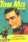 Tom Mix Western #45 Comic Books - Covers, Scans, Photos  in Tom Mix Western Comic Books - Covers, Scans, Gallery