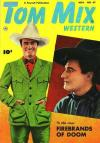 Tom Mix Western #47 Comic Books - Covers, Scans, Photos  in Tom Mix Western Comic Books - Covers, Scans, Gallery