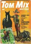 Tom Mix Western #48 Comic Books - Covers, Scans, Photos  in Tom Mix Western Comic Books - Covers, Scans, Gallery
