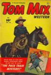Tom Mix Western #50 Comic Books - Covers, Scans, Photos  in Tom Mix Western Comic Books - Covers, Scans, Gallery