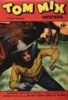 Tom Mix Western #7 comic books for sale