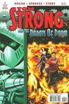 Tom Strong and The Robots of Doom #4 comic books - cover scans photos Tom Strong and The Robots of Doom #4 comic books - covers, picture gallery