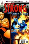 Tom Strong and The Robots of Doom #5 comic books - cover scans photos Tom Strong and The Robots of Doom #5 comic books - covers, picture gallery