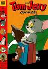 Tom and Jerry #104 comic books - cover scans photos Tom and Jerry #104 comic books - covers, picture gallery