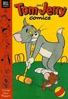 Tom and Jerry #108 comic books for sale