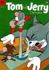 Tom and Jerry #124 comic books - cover scans photos Tom and Jerry #124 comic books - covers, picture gallery