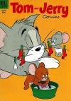 Tom and Jerry #125 comic books - cover scans photos Tom and Jerry #125 comic books - covers, picture gallery