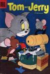 Tom and Jerry #135 comic books - cover scans photos Tom and Jerry #135 comic books - covers, picture gallery