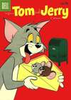Tom and Jerry #192 comic books - cover scans photos Tom and Jerry #192 comic books - covers, picture gallery