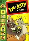 Tom and Jerry #63 Comic Books - Covers, Scans, Photos  in Tom and Jerry Comic Books - Covers, Scans, Gallery