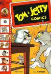 Tom and Jerry #76 comic books - cover scans photos Tom and Jerry #76 comic books - covers, picture gallery
