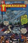 Tomahawk #106 comic books - cover scans photos Tomahawk #106 comic books - covers, picture gallery