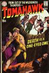 Tomahawk #127 comic books for sale