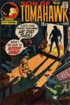 Tomahawk #134 comic books for sale