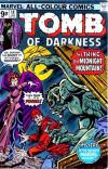 Tomb of Darkness #18 comic books for sale