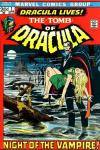 Tomb of Dracula comic books