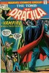Tomb of Dracula #17 cheap bargain discounted comic books Tomb of Dracula #17 comic books