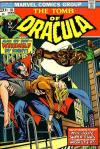 Tomb of Dracula #18 comic books for sale