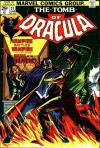 Tomb of Dracula #21 cheap bargain discounted comic books Tomb of Dracula #21 comic books
