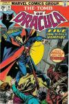 Tomb of Dracula #28 comic books for sale