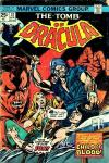 Tomb of Dracula #31 cheap bargain discounted comic books Tomb of Dracula #31 comic books