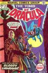 Tomb of Dracula #34 Comic Books - Covers, Scans, Photos  in Tomb of Dracula Comic Books - Covers, Scans, Gallery