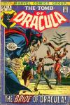 Tomb of Dracula #4 comic books for sale