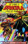 Tomb of Dracula #44 comic books for sale