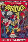 Tomb of Dracula #5 comic books for sale