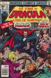 Tomb of Dracula #54 cheap bargain discounted comic books Tomb of Dracula #54 comic books