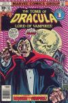 Tomb of Dracula #55 cheap bargain discounted comic books Tomb of Dracula #55 comic books