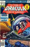 Tomb of Dracula #66 comic books - cover scans photos Tomb of Dracula #66 comic books - covers, picture gallery