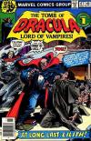 Tomb of Dracula #67 comic books for sale