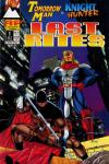 Tomorrow Man and Knight Hunter: Last Rites Comic Books. Tomorrow Man and Knight Hunter: Last Rites Comics.