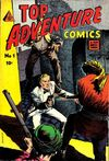 Top Adventure Comics #2 comic books - cover scans photos Top Adventure Comics #2 comic books - covers, picture gallery