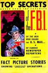 Top Secrets of the FBI #1 Comic Books - Covers, Scans, Photos  in Top Secrets of the FBI Comic Books - Covers, Scans, Gallery