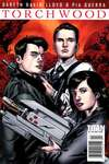 Torchwood #4 comic books for sale