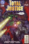 Total Justice #2 comic books for sale