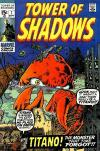 Tower of Shadows #7 comic books for sale